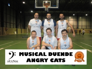 MUSICAL DUENDE ANGRY CATS 2