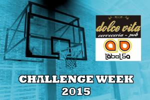 CHALLENGE WEEK 2015